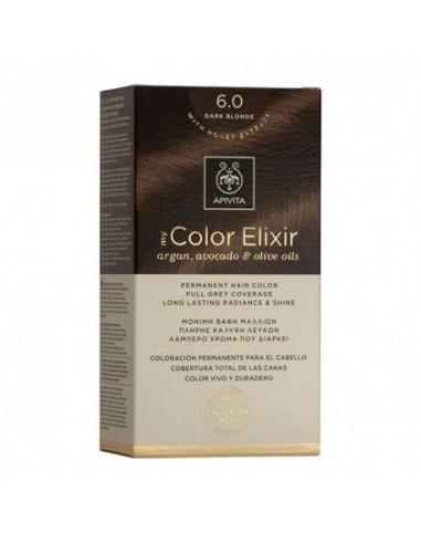 MY COLOR ELIXIR APIVITA N 6.0 DARK...
