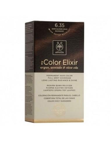 MY COLOR ELIXIR APIVITA N 6.35 DARK...